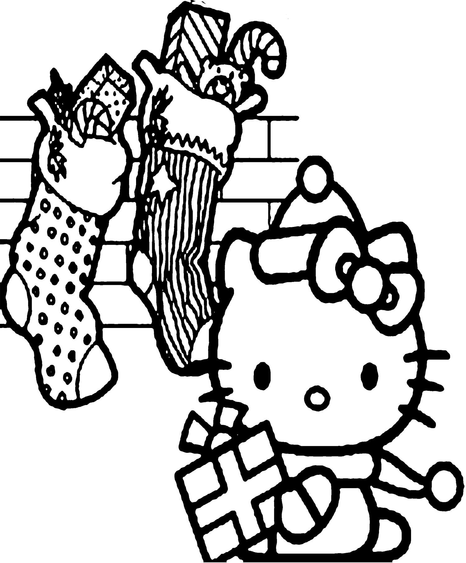 christmas coloring pages hello kitty hello kitty with christmas candy cane coloring page free kitty christmas pages coloring hello