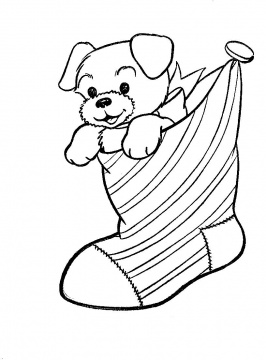 christmas dog coloring pages christmas dog coloring pages bestappsforkidscom coloring christmas dog pages