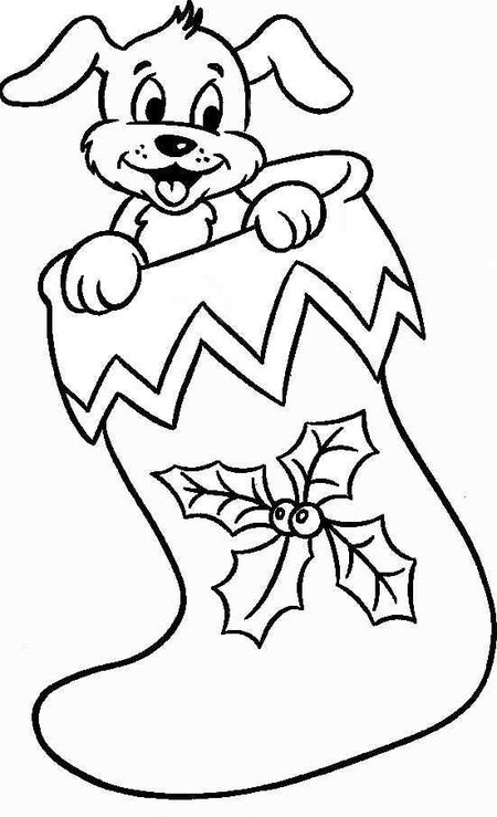 christmas dog coloring pages coloring pages of dogs coloring home coloring dog pages christmas