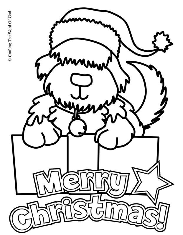 christmas dog coloring pages printable coloring pages puppy in a christmas stocking coloring dog pages christmas