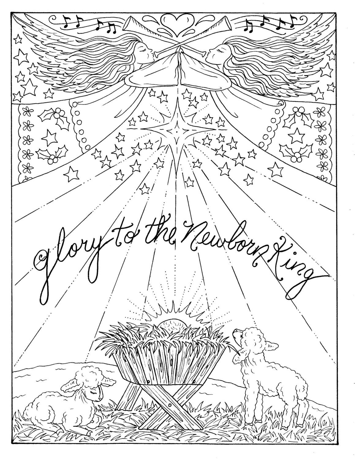 christmas religious coloring pages christmas christian coloring page holidays coloring adult pages christmas religious coloring