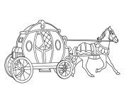 cinderella carriage coloring page 1000 images about cinderella party on pinterest cinderella coloring carriage page