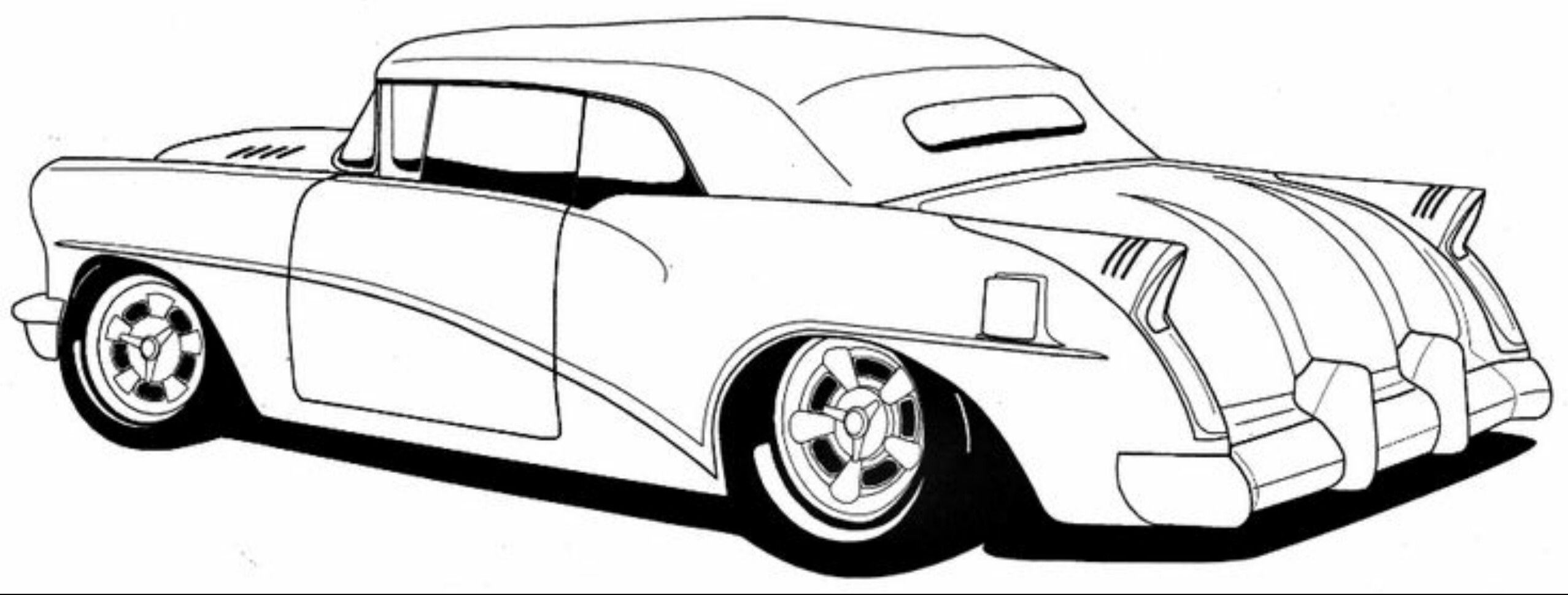 classic car coloring pages cars my coloring land classic coloring pages car