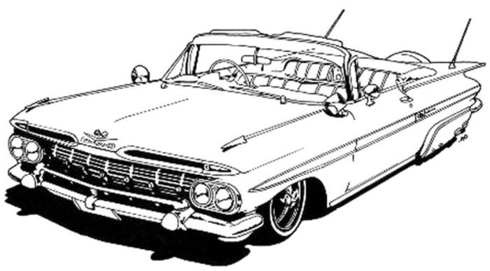 classic car coloring pages classic car coloring pages free 8 image coloringsnet classic coloring car pages
