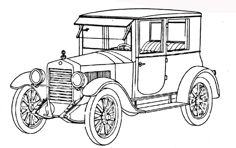 classic car coloring pages muscle car coloring pages to download and print for free pages coloring classic car