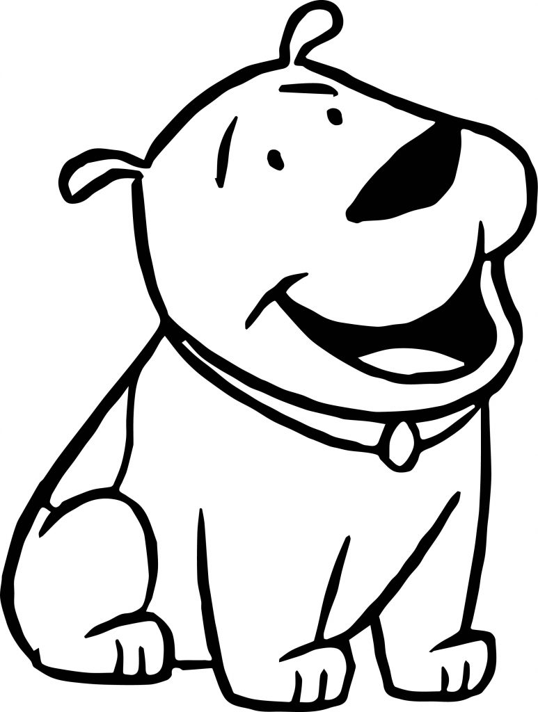clifford coloring page clifford coloring pages to print coloring home clifford coloring page