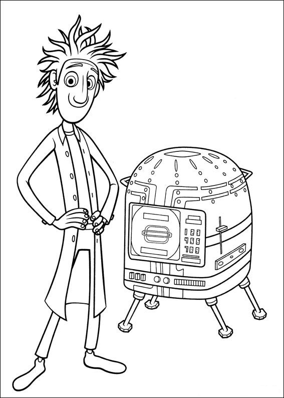 cloudy with a chance of meatballs 2 coloring pages cloudy with a chance of meatballs 2 coloring pages at cloudy a 2 coloring with chance of meatballs pages
