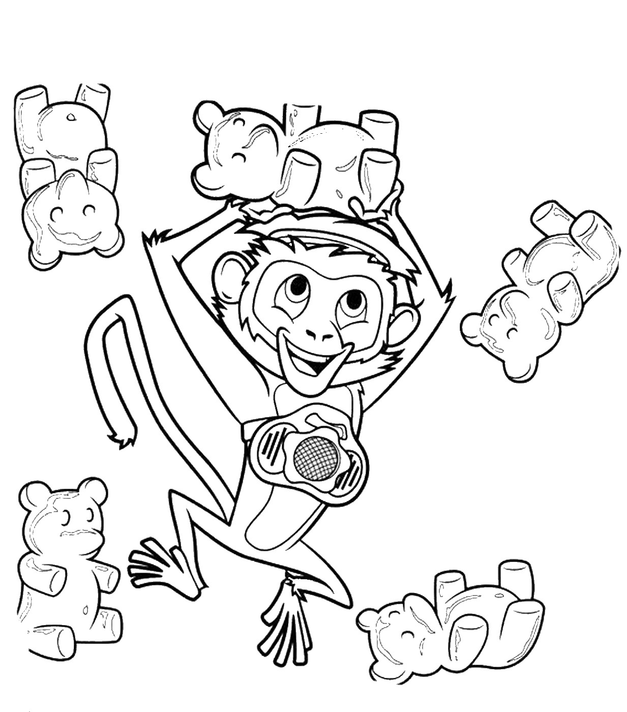 cloudy with a chance of meatballs 2 coloring pages cloudy with a chance of meatballs coloring pages chance coloring of with cloudy a 2 meatballs pages