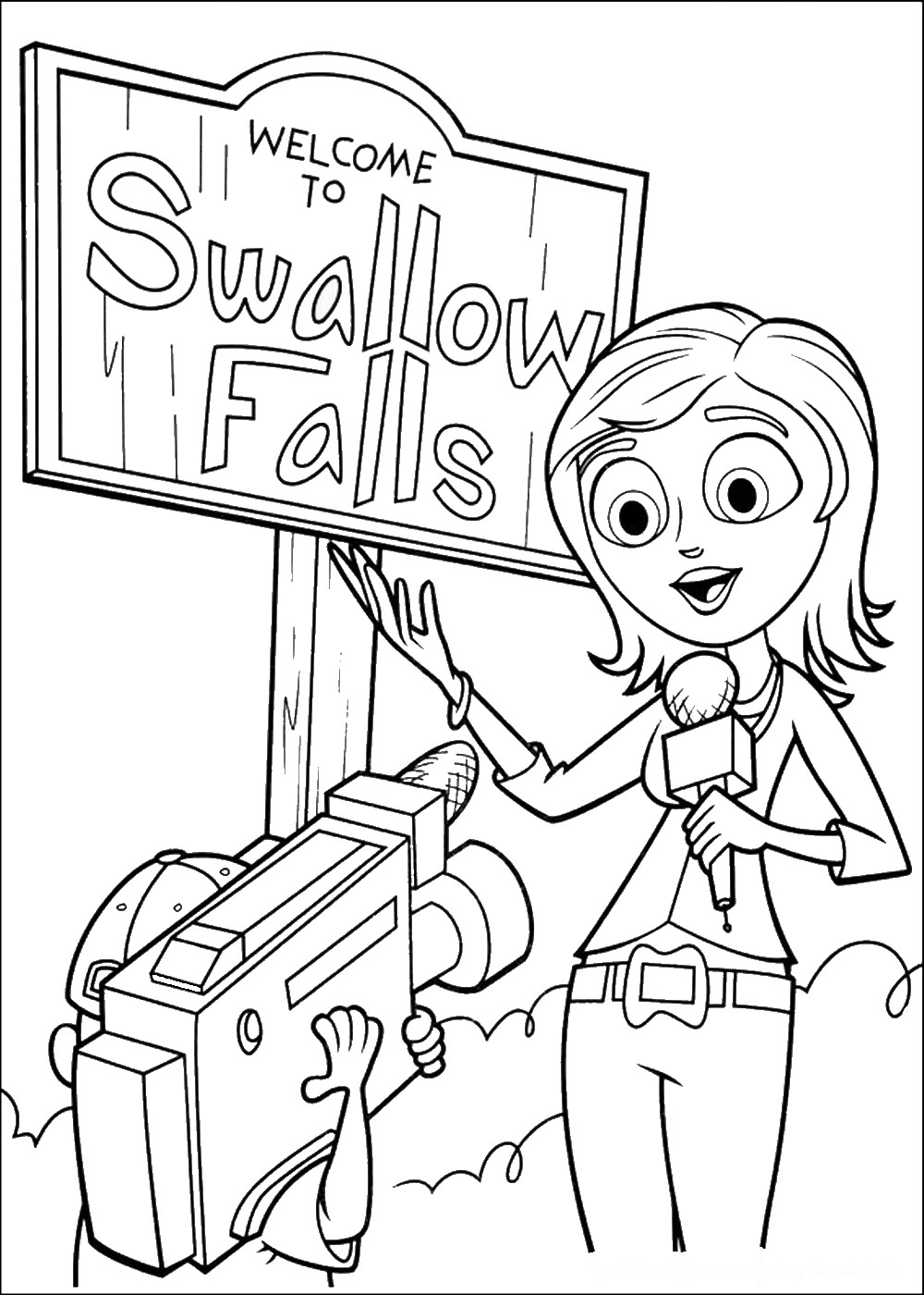 cloudy with a chance of meatballs 2 coloring pages kids n funcom 32 coloring pages of cloudy with a chance with cloudy coloring 2 pages of chance a meatballs