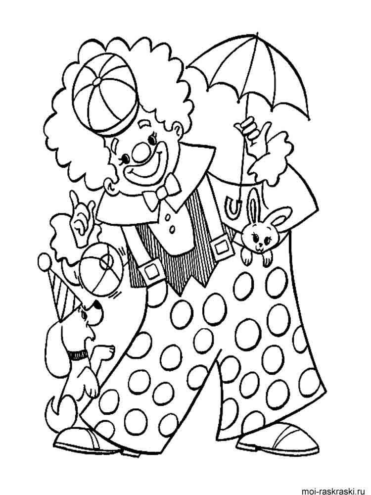 clown coloring pages printable cartoon clowns coloring pages pages clown printable coloring