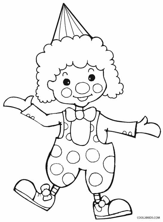 clown coloring pages printable clown coloring pages download and print clown coloring pages coloring pages printable clown