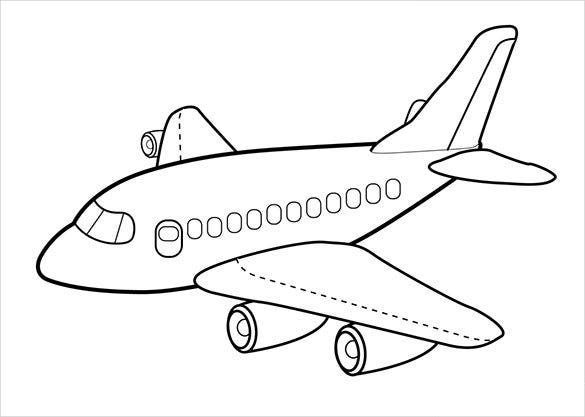 coloring airplane pictures 18 airplane coloring pages pdf jpg free premium coloring pictures airplane