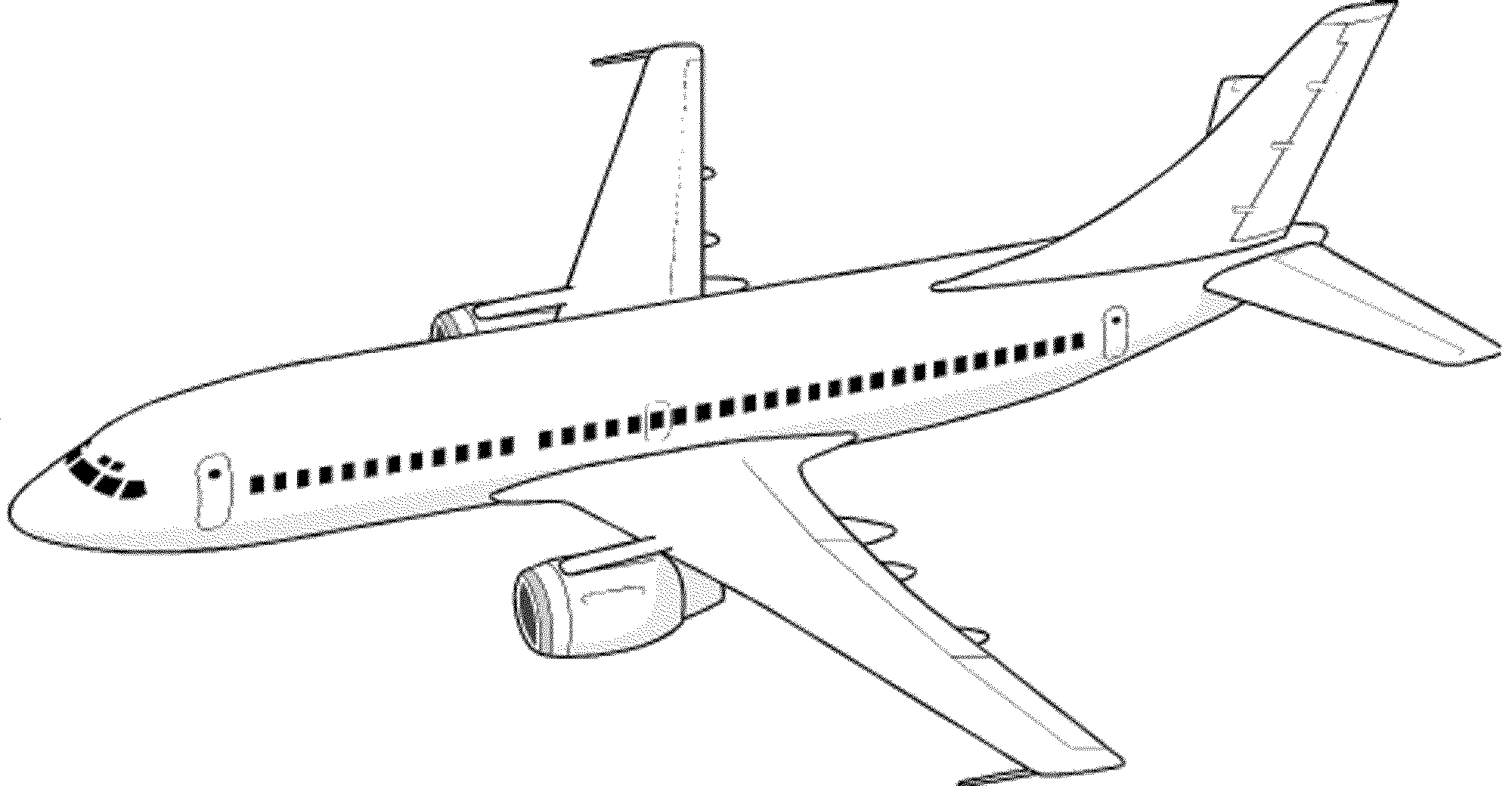 coloring airplane pictures airplane coloring pages to download and print for free airplane pictures coloring