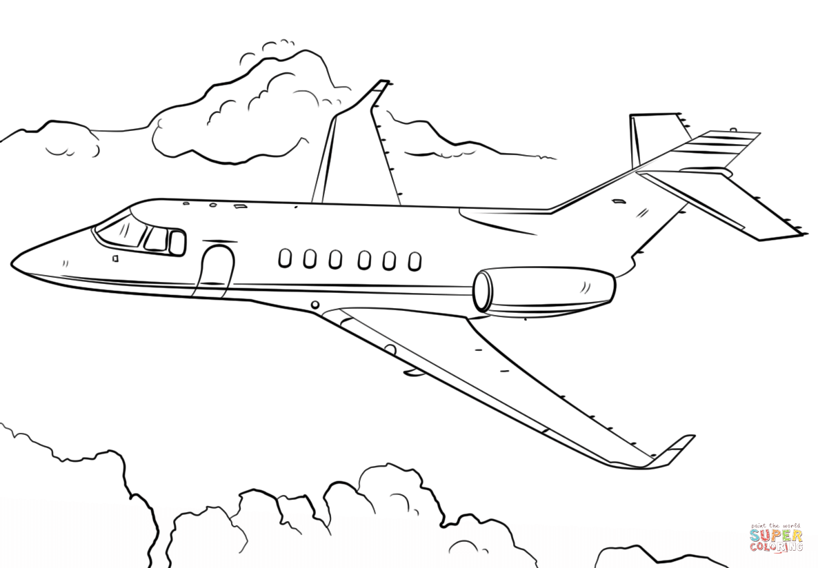 coloring airplane pictures simple airplane coloring pages getcoloringpagescom pictures coloring airplane