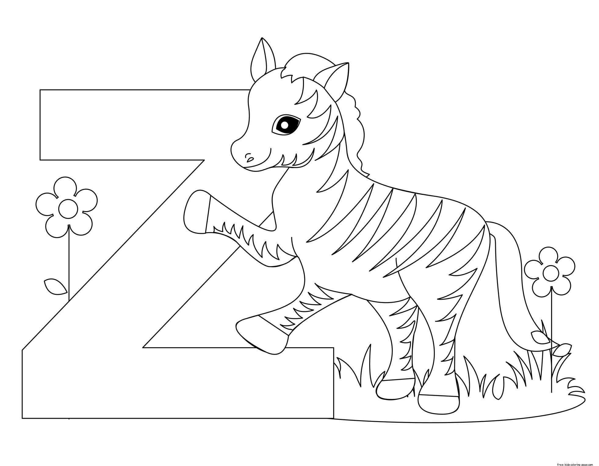 coloring alphabet animals zoo animals alphabet coloring pages by the kinder kids tpt alphabet coloring animals