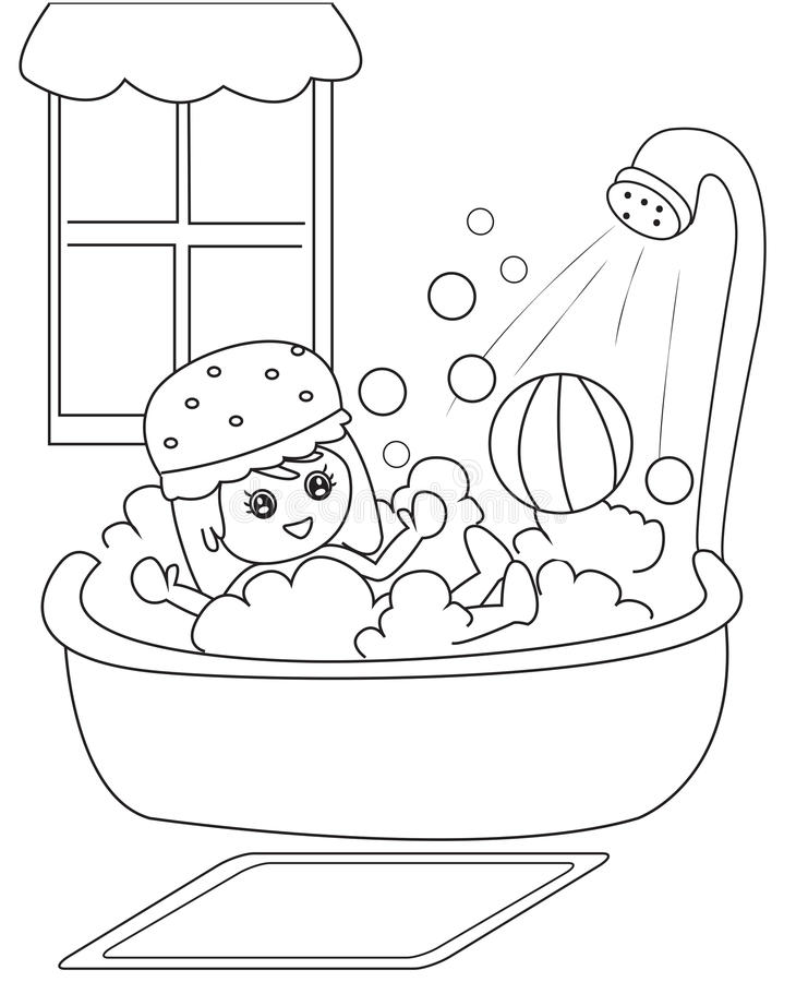 coloring bathroom 79 best bathroom coloring pages for kids updated 2018 bathroom coloring 1 2