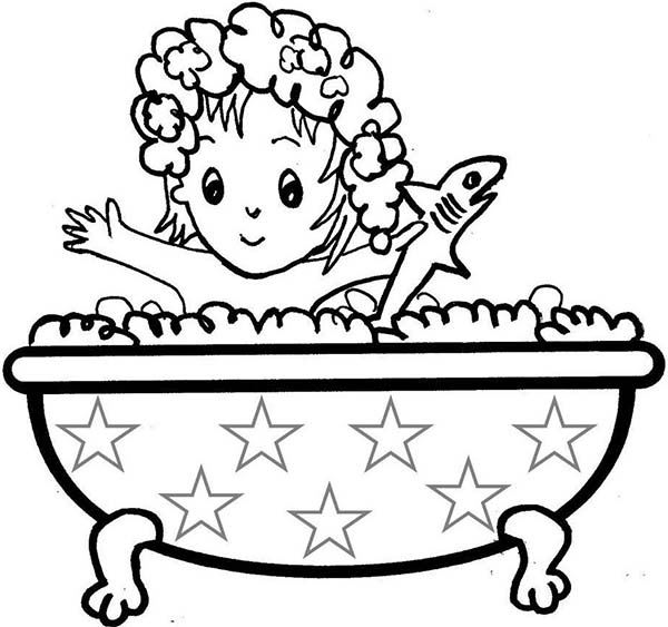 coloring bathroom bathroom coloring pages at getdrawings free download bathroom coloring