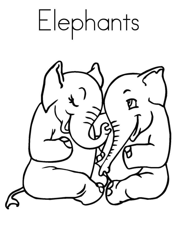 coloring book elephant images circus elephant coloring pages ideas to kids elephant book coloring images