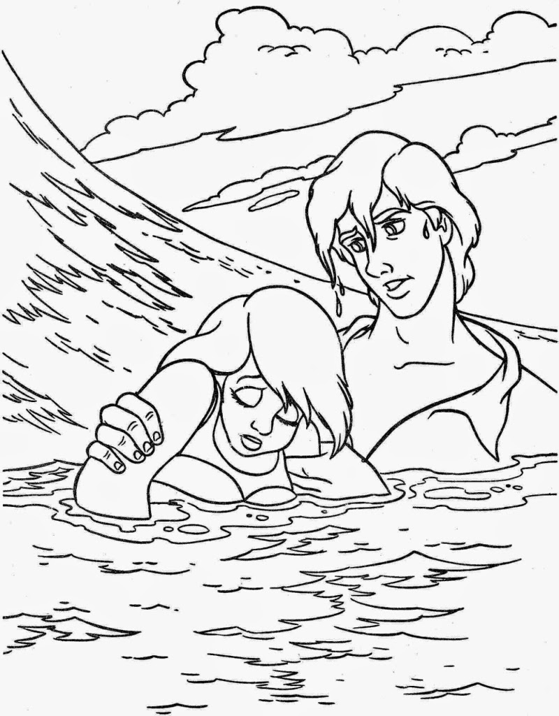 coloring book little mermaid ariel the little mermaid coloring pages for girls to print book coloring little mermaid