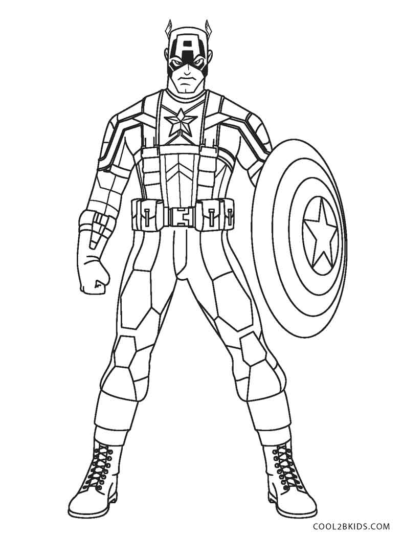 coloring book printable free printable captain america coloring pages for kids printable coloring book
