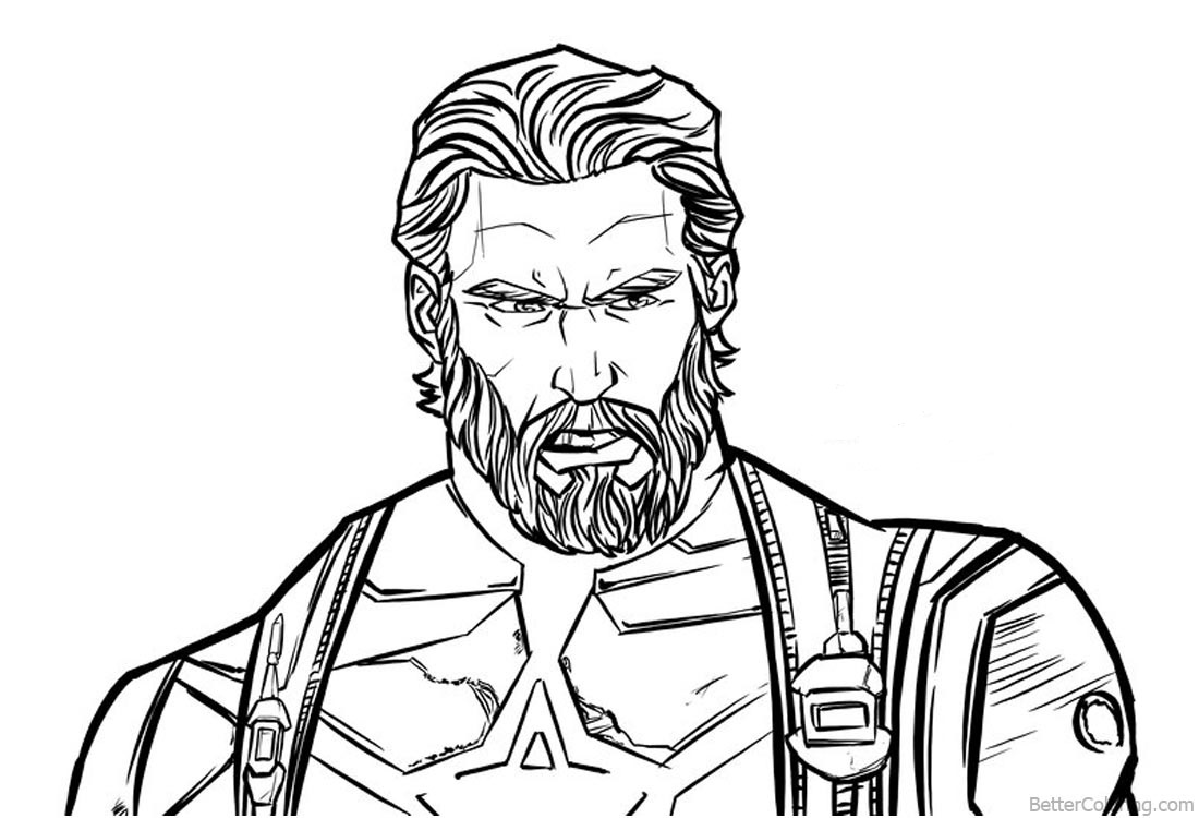 coloring captain america mask awesome captain america coloring page free printable america coloring mask captain