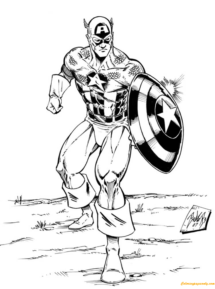 coloring captain america mask superpowers captain america coloring pages cartoons mask coloring america captain