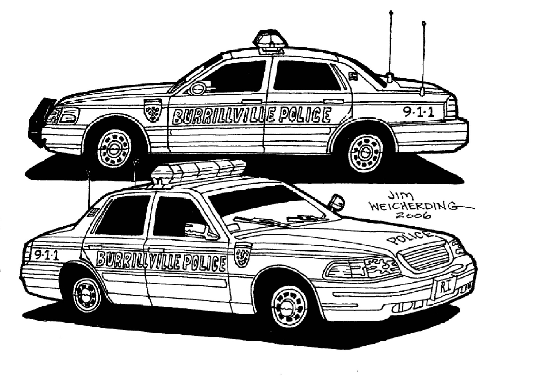 coloring car police car coloring pages to download and print for free car coloring