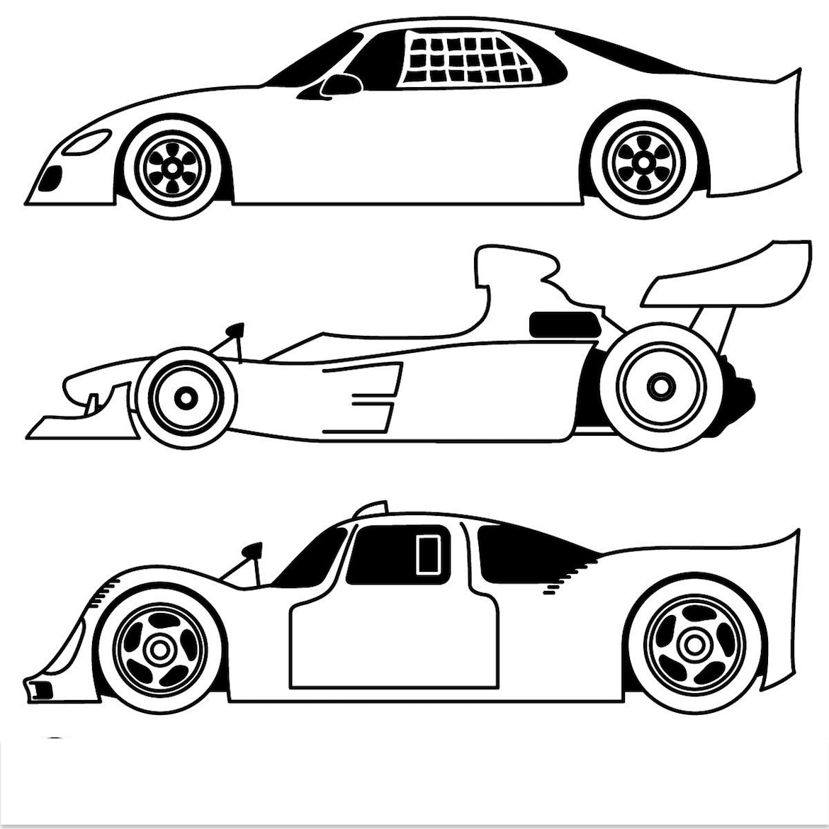 coloring car sports car coloring pages free and printable car coloring