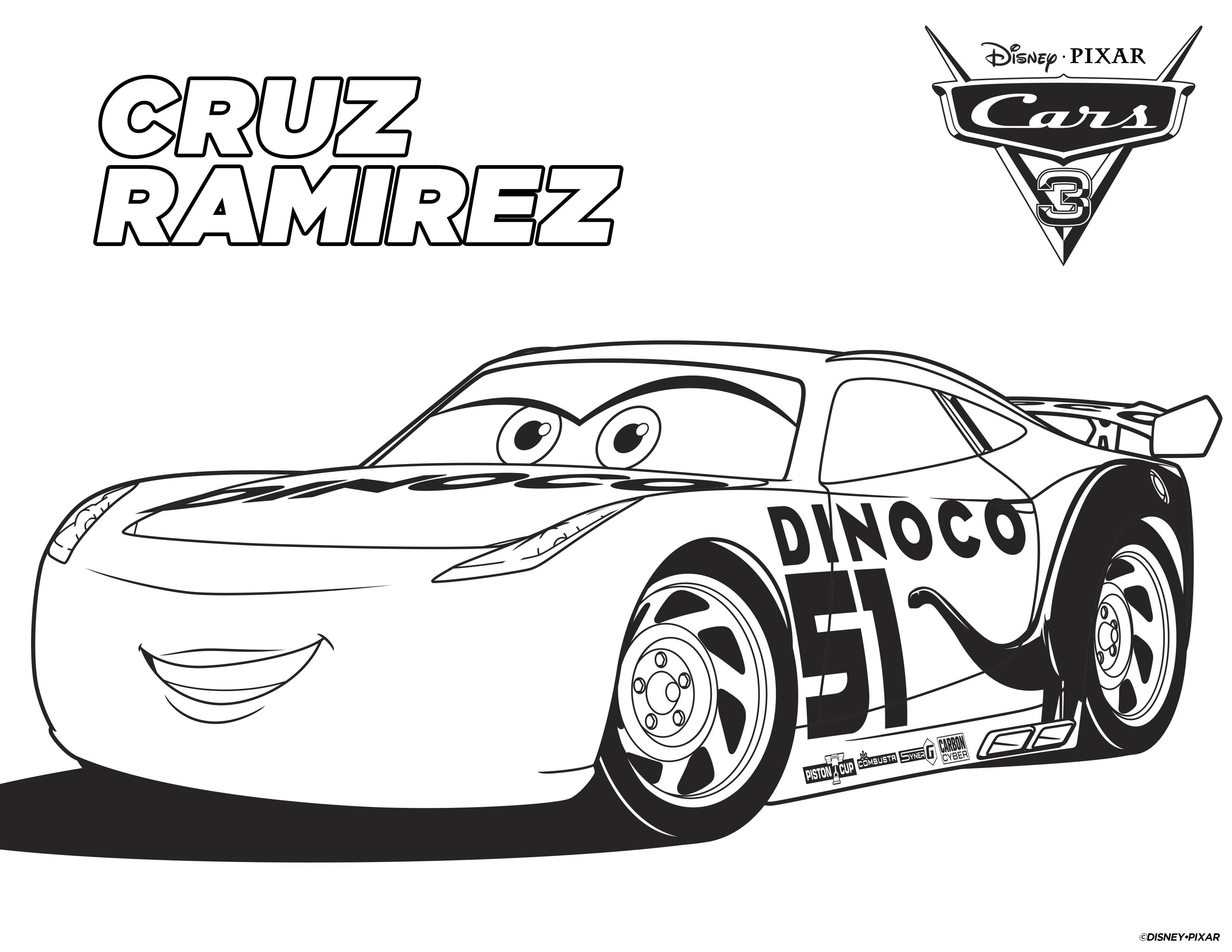 coloring cars pdf cars coloring pages pdf at getcoloringscom free pdf cars coloring