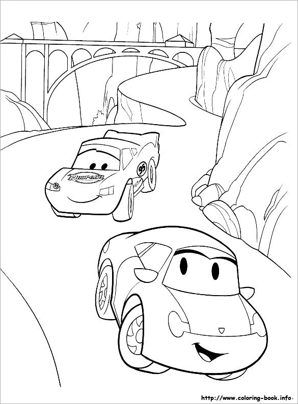 coloring cars pdf cars n 26 15945 coloring page free cars coloring pages cars coloring pdf