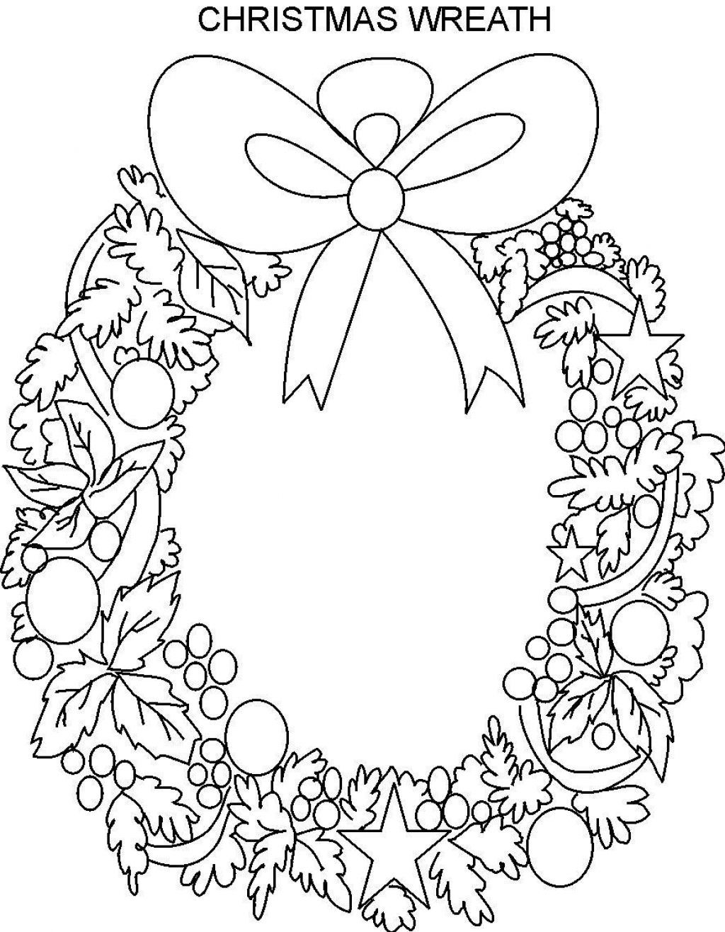 coloring christmas wreath template christmas wreath sheets coloring pages christmas template wreath coloring