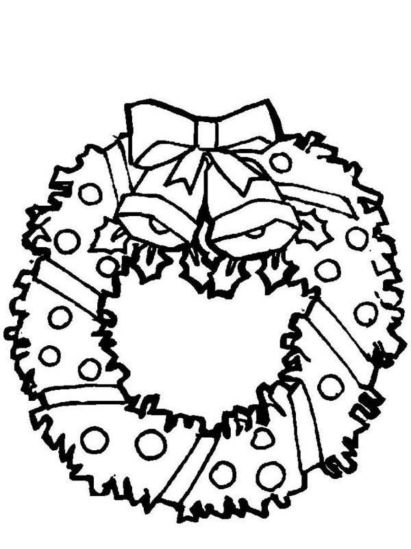 coloring christmas wreath template coloring pages wreaths coloring home christmas template wreath coloring