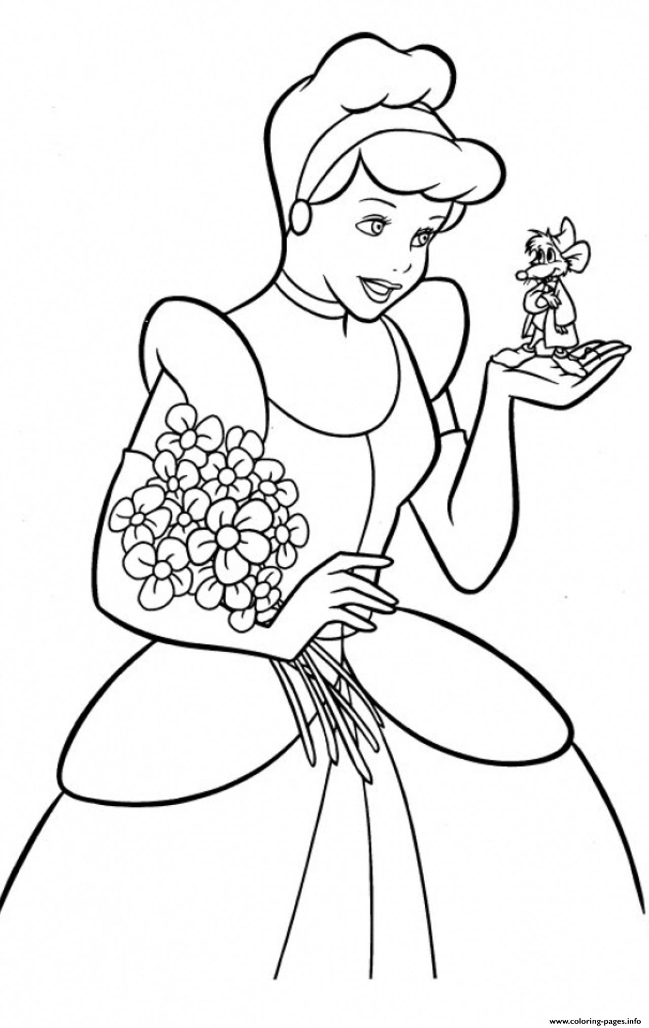 coloring cinderella pictures 30 free printable cinderella coloring pages coloring pictures cinderella