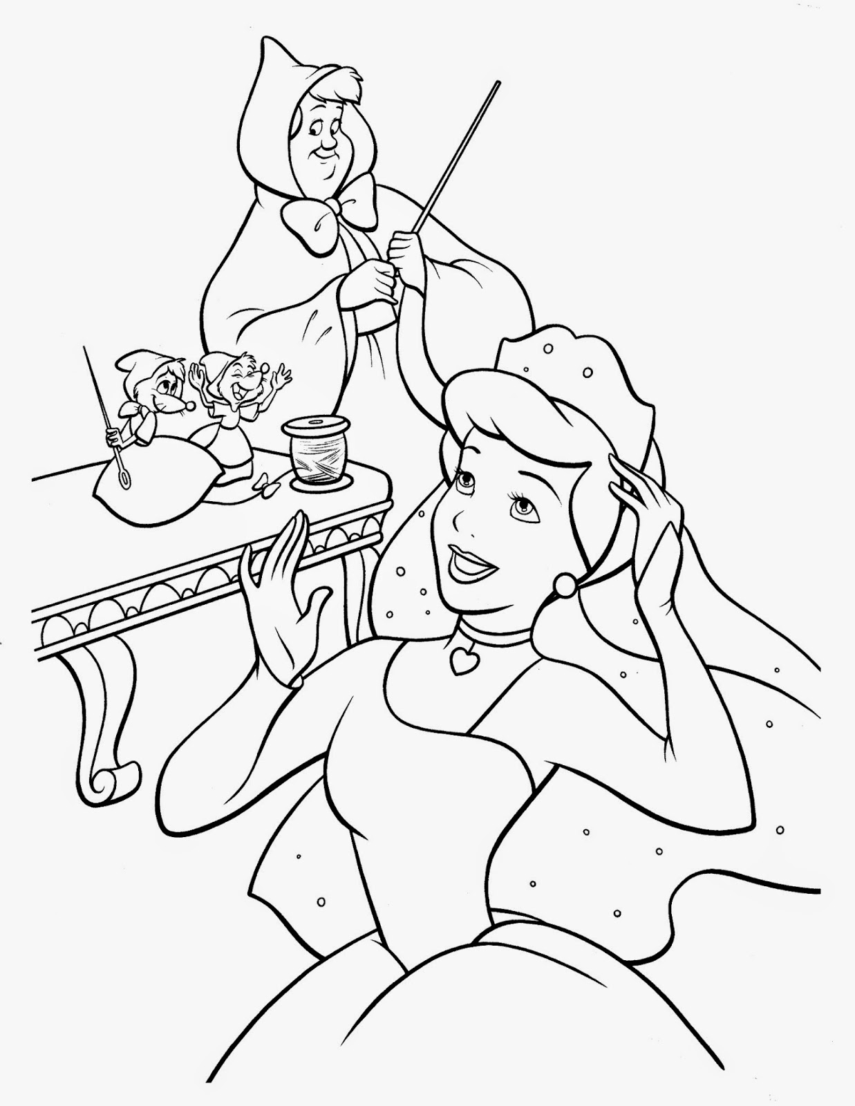 coloring cinderella pictures princess cinderella coloring pages ideas pictures coloring cinderella