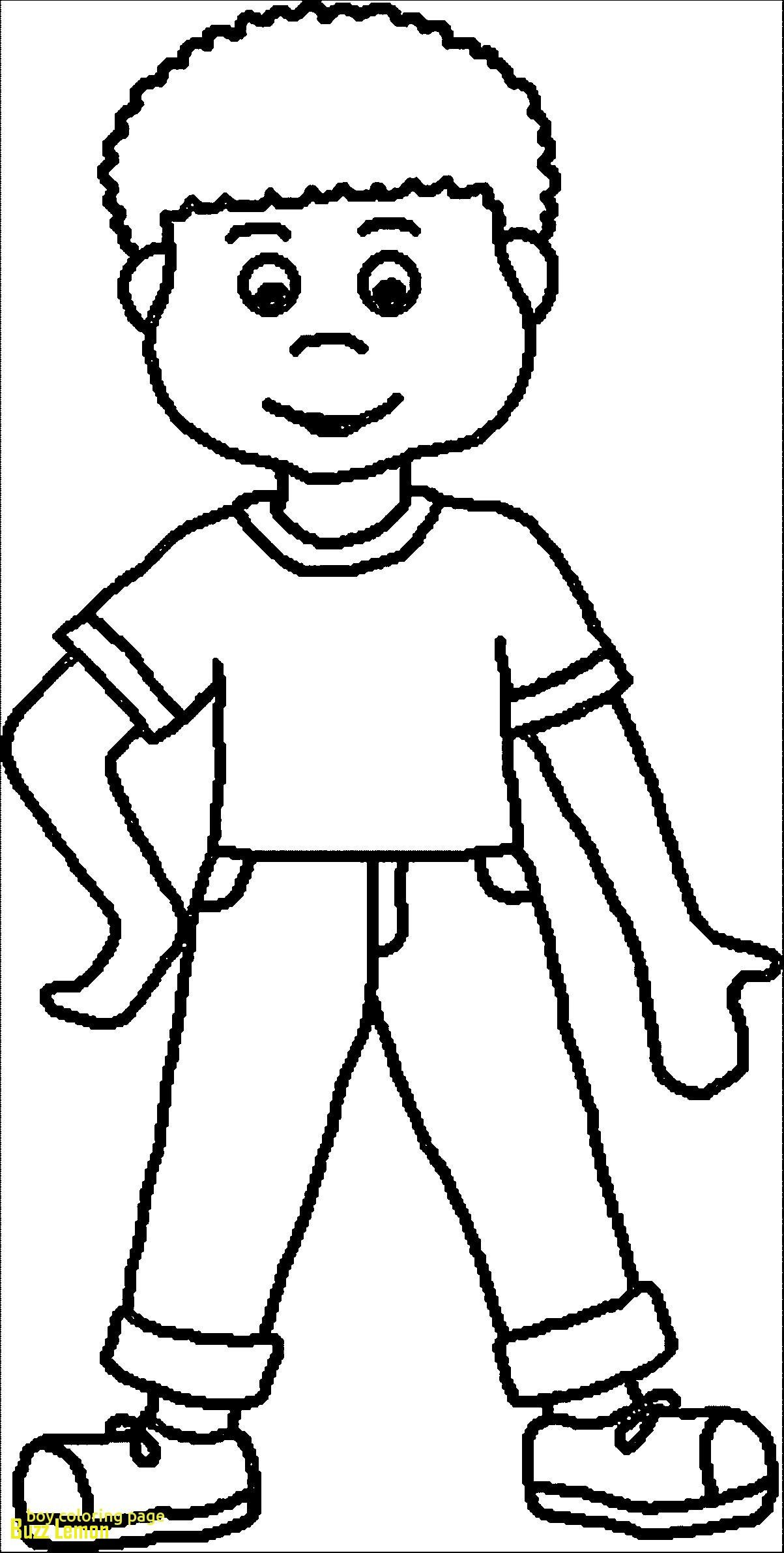 coloring clipart boy picture of a little boy clipartsco coloring boy clipart