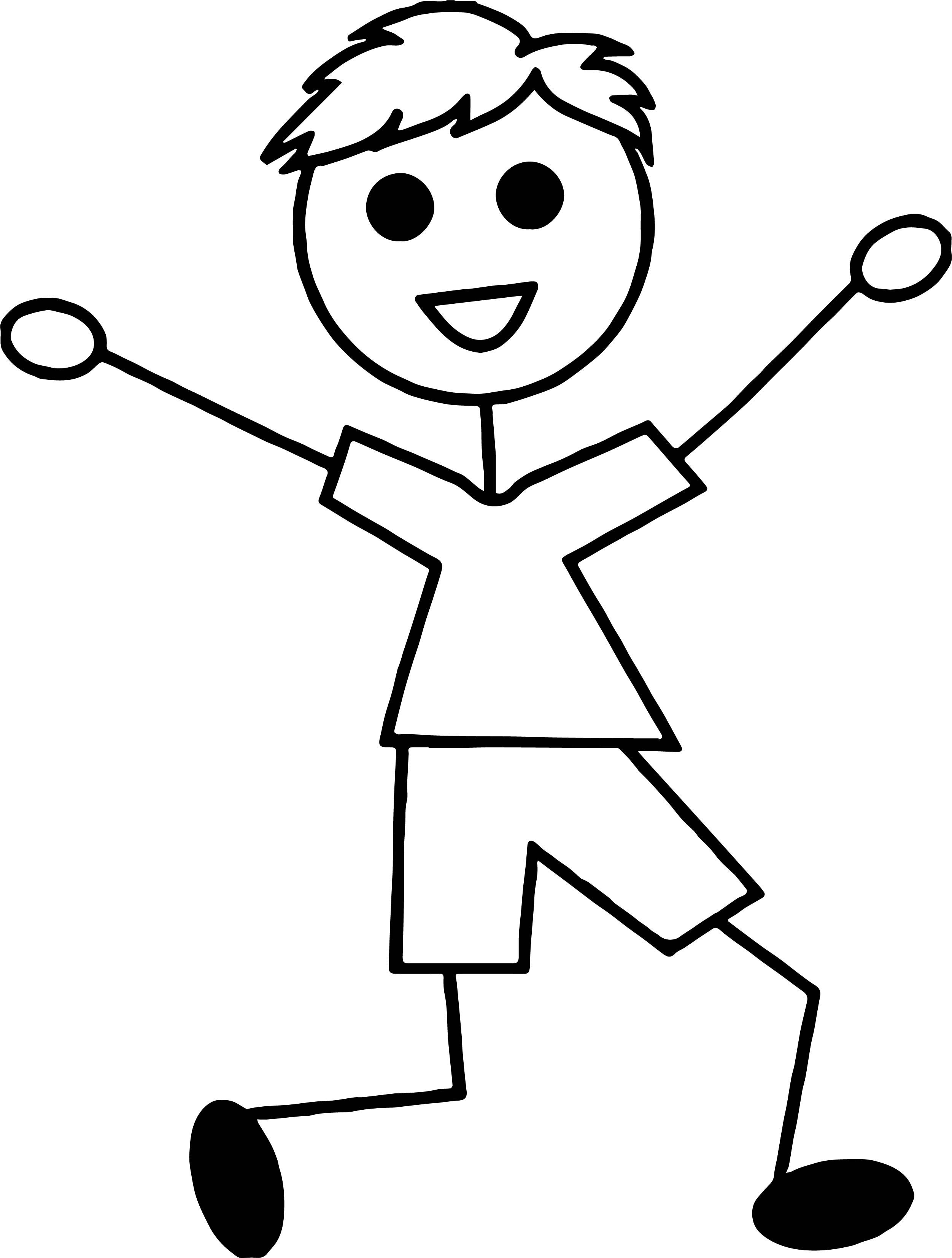coloring clipart boy soccer boy coloring page coloringcom boy coloring clipart