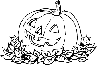 coloring clipart halloween black and white 50 fantastic halloween and fall graphics the graphics fairy halloween clipart coloring white black and