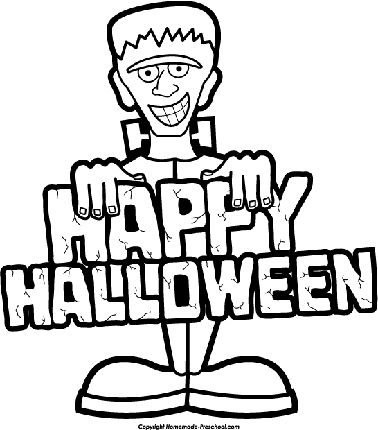 coloring clipart halloween black and white halloween black and white color painting white clipart halloween coloring and black