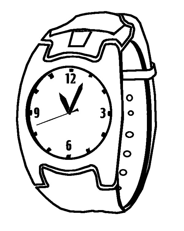 coloring clock free printable clock coloring pages for kids clock coloring