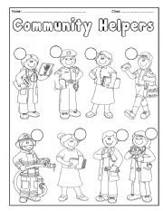 coloring community helpers clipart black and white community helper black and white clipart clipart suggest white clipart community coloring black and helpers