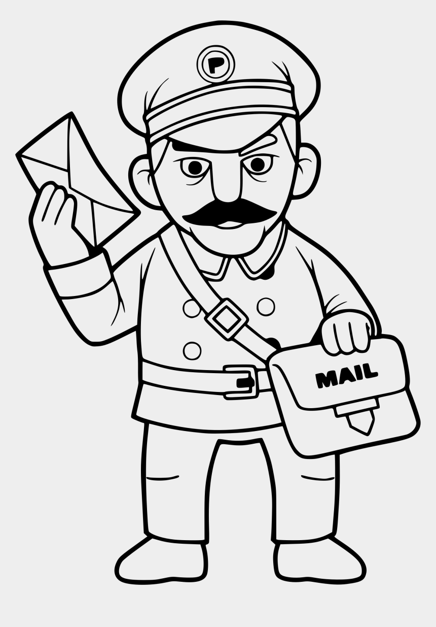 coloring community helpers clipart black and white community helpers clipart black and white png download and helpers community black coloring white clipart