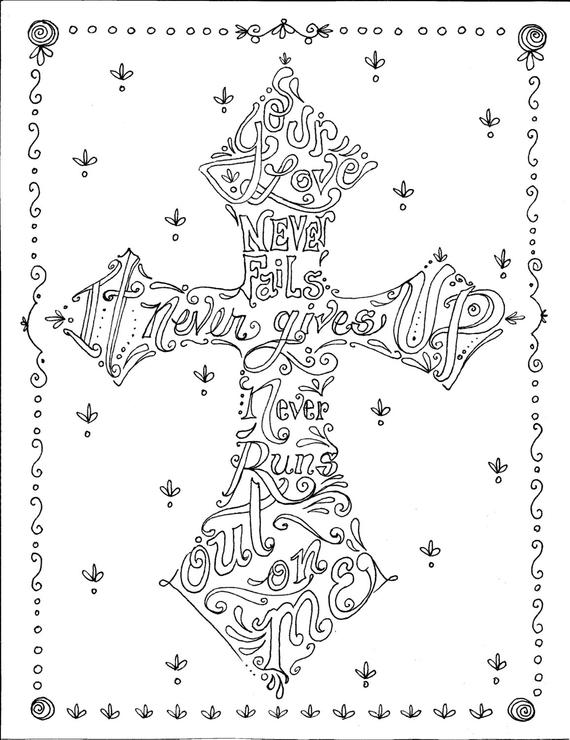 coloring cross pictures coloring book of crosses christian art to color and create pictures cross coloring