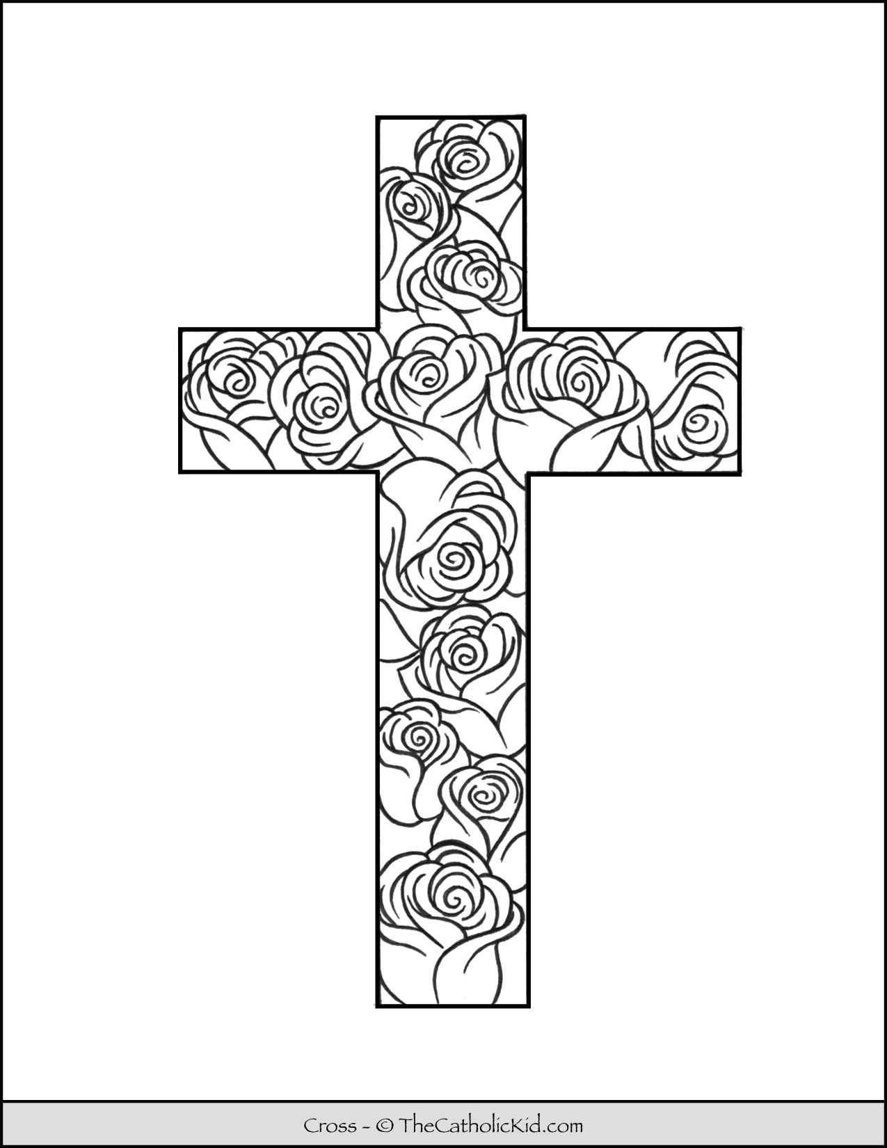 coloring cross pictures cross coloring page stained glass pattern pictures cross coloring