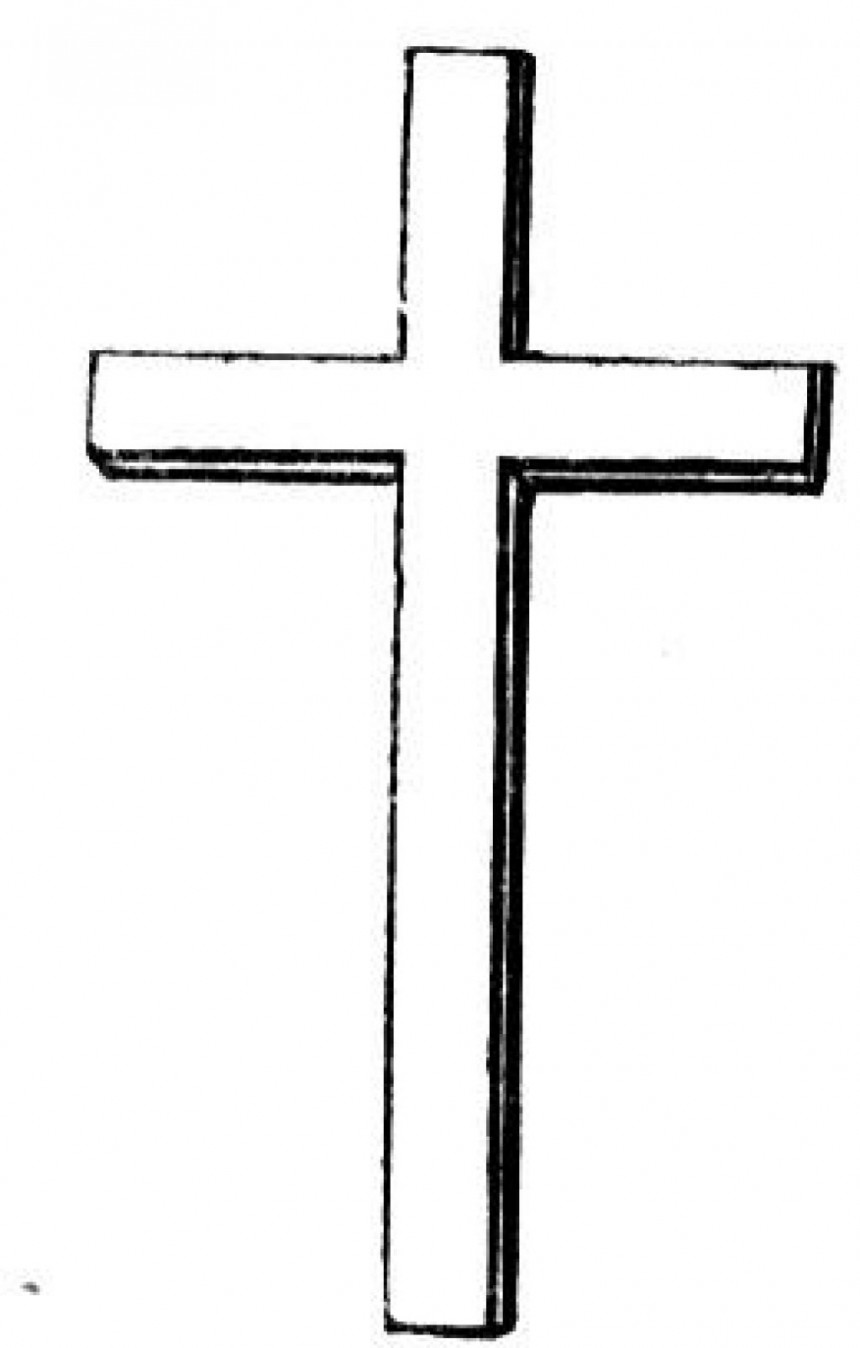 coloring cross pictures cute christian cross coloring page vicevega clipart cross pictures coloring