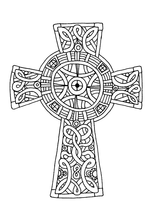 coloring cross pictures free printable cross coloring pages what mommy does pictures cross coloring