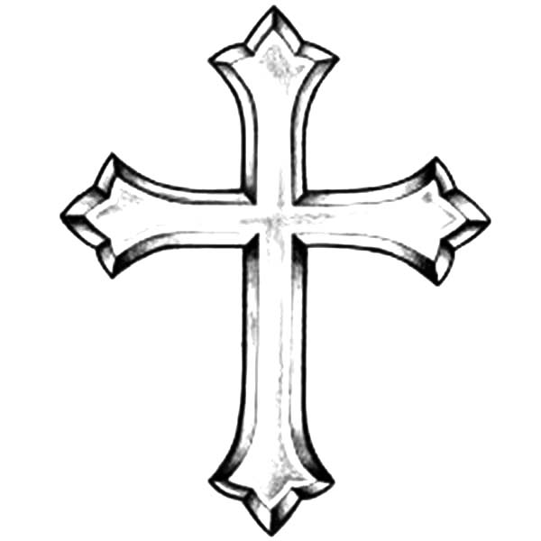 coloring cross pictures picture of christian cross coloring page picture of coloring cross pictures