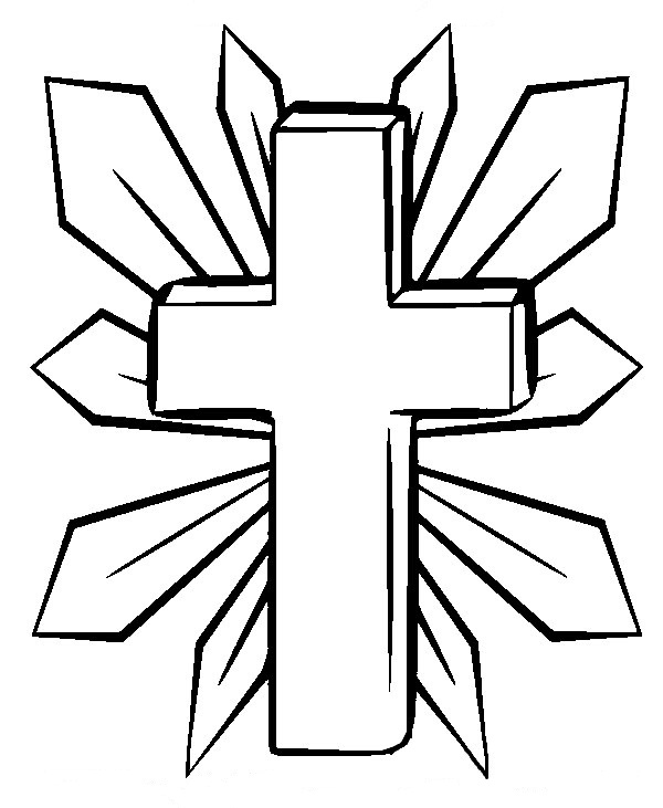 coloring cross pictures printable cross coloring pages coloringmecom cross coloring pictures