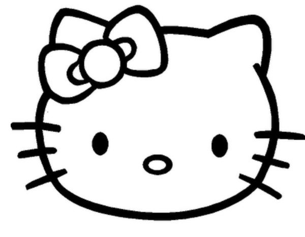 coloring cute hello kitty drawing 27 hello kitty coloring pages printable pdf print color cute hello kitty drawing coloring