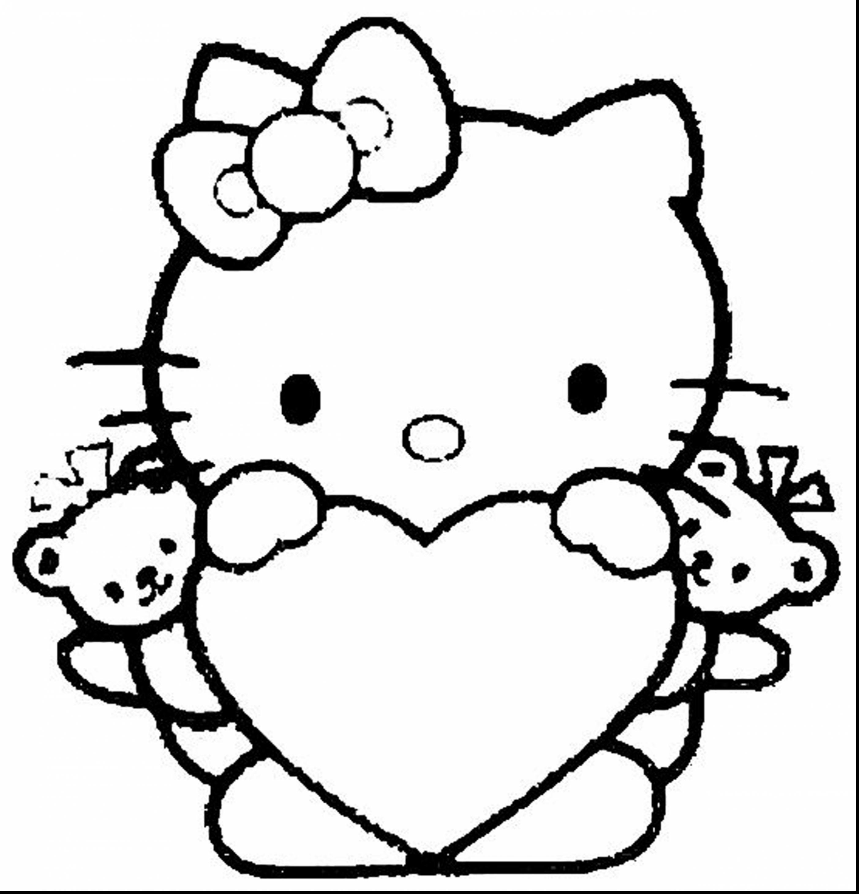 coloring cute hello kitty drawing free coloring pages printable pictures to color kids drawing hello kitty coloring cute