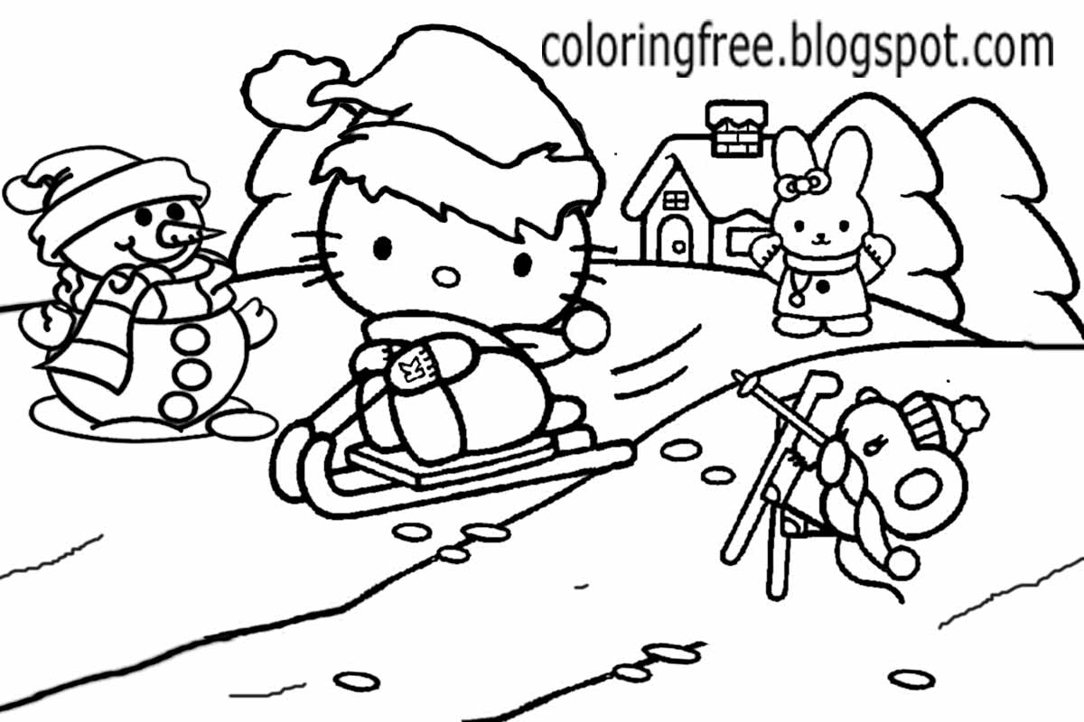 coloring cute hello kitty drawing free coloring pages printable pictures to color kids drawing kitty coloring cute hello